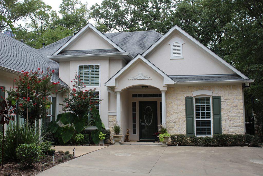 One Of Charter Homes Custom Homes At Lake Texoma Oak Ridge Addition