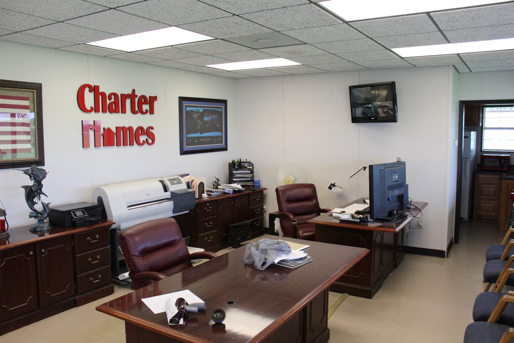 Charter Homes Office In Kingston, OK